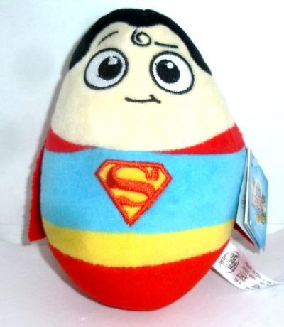 Super Man Plüschfigur Ei Figur DC