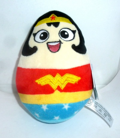 Wonder Woman Plüschfigur Ei Figur DC