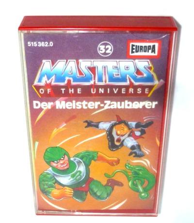 Der Meister- Zauberer Nr Kassette Masters