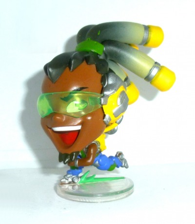 Overwatch Lucio Cute but Deadly Serie