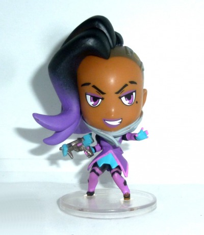 Overwatch Sombra Cute but Deadly Serie