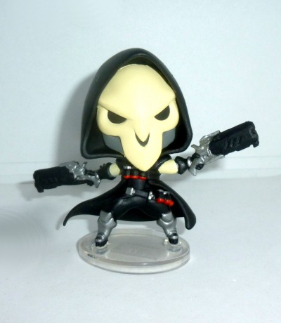 Overwatch Reaper Cute but Deadly Serie