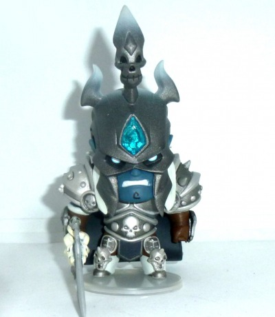 World of Warcraft Arthas Cute but