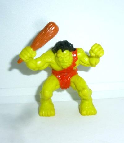 Cave Man gelbgrün Nr Monster in