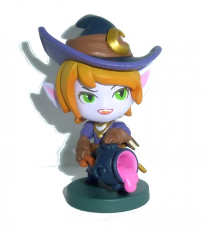 Hexerei-Tristana Team-Minis Graunacht Harrowing Figur League
