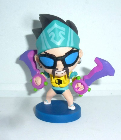 Draven Team-Minis Poolparty Figur League of