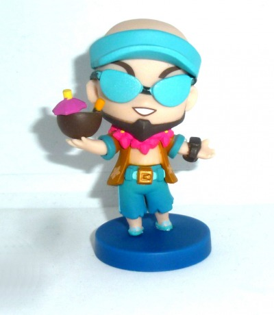 Lee Sin Team-Minis Poolparty Figur League