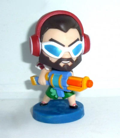 Graves Team-Minis Poolparty Figur League of