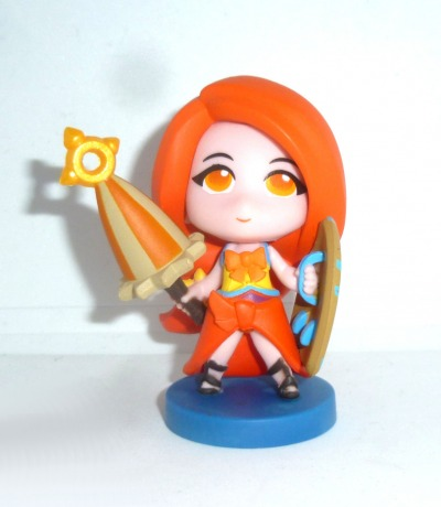 Leona Team-Minis Poolparty Figur League of