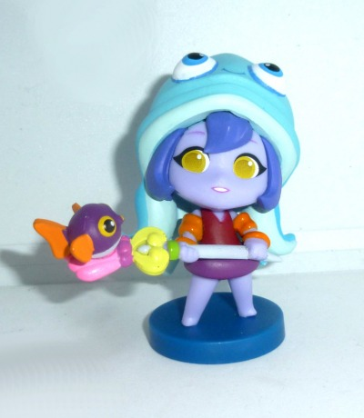 LuLu Team-Minis Poolparty Figur League of