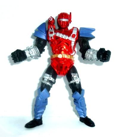 Star Force - Chap Mei Actionfigur