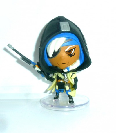 Overwatch Ana Cute but Deadly Serie