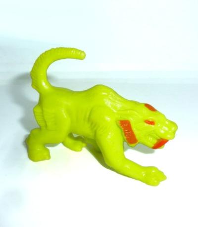 Sabre-Tooth Tiger gelbgrün Nr Monster in