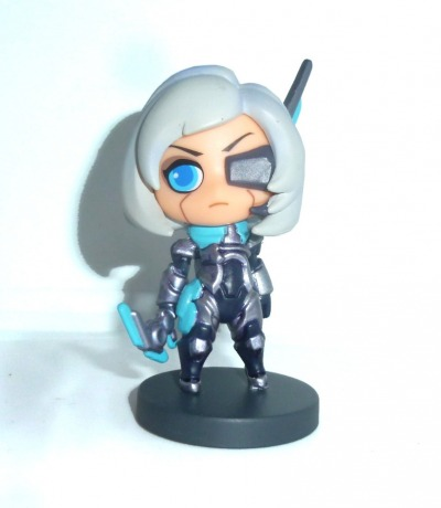 Ashe PROJEKT: Team-Minis Figur League of
