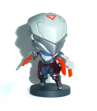 Zed PROJEKT: Team-Minis Figur League of