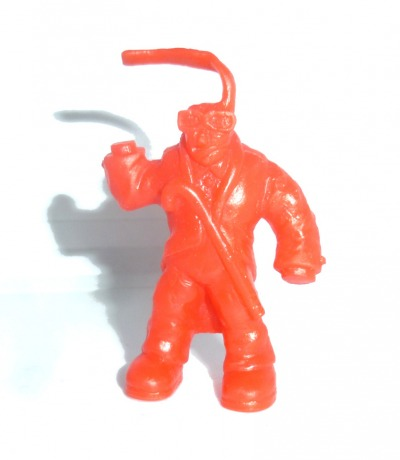 Invisible Man red No46 Monster in