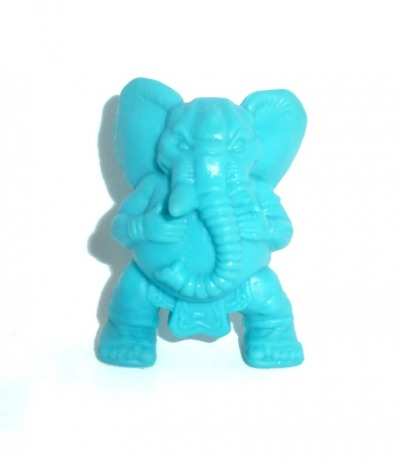 Ganesha blau Monster in my Pocket