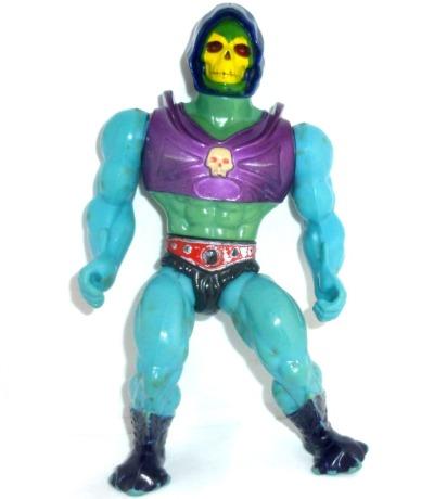 Terror Claws Skeletor schlechter Zustand Masters