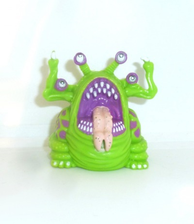 Muckoid Trouble Bubble Monster Trash Bag