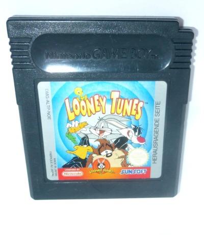 Loony Tunes Nintendo Game Boy Color