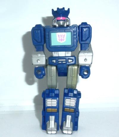 Soundwave Action Masters 1990 - Transformers