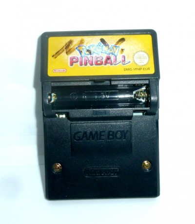 Pokemon Pinball - Nintendo Game Boy