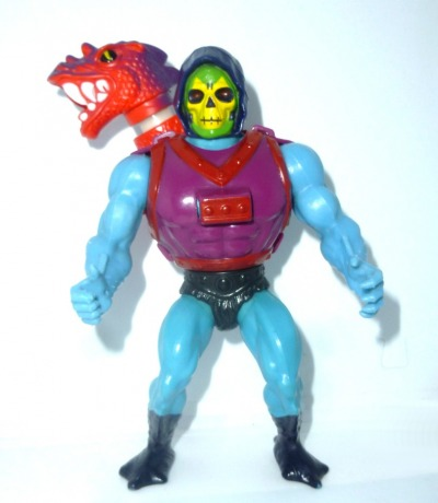 Dragon Blaster Skeletor Mattel Inc 1981