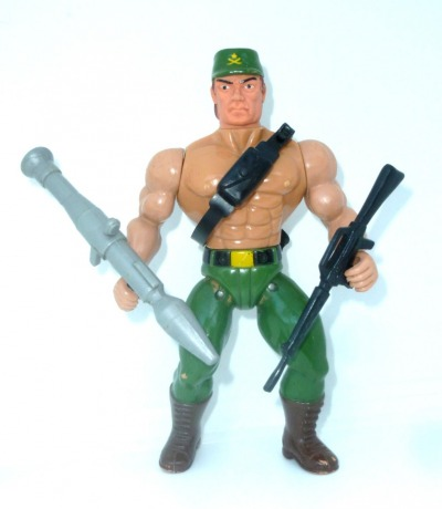 Global Assault Force Military Actionfigure