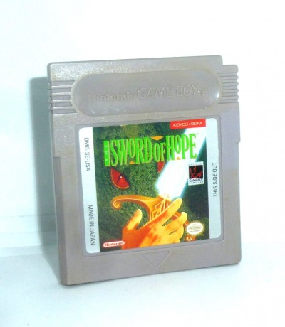 The Sword of Hope Nintendo Game