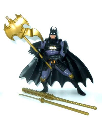 Samurai Batman komplett Legends of Batman