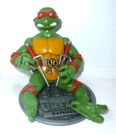 Raphael ohne Fuß Teenage Mutant Ninja
