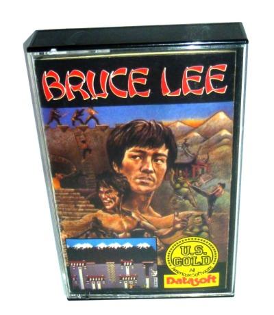 Bruce Lee Kassette Datasette Commodore C64