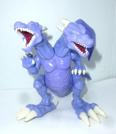 Two-Headed King Rex Dragon Drachen Yu-Gi-Oh