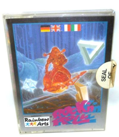 Rockn Roll cassette Datasette Commodore C64