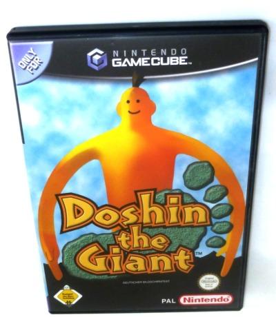 Doshin the Gigant - Nintendo GameCube