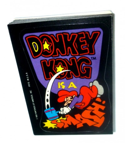 Donkey Kong - Complete set from