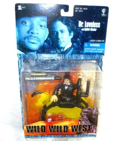 Dr Loveless - Wild Wild West