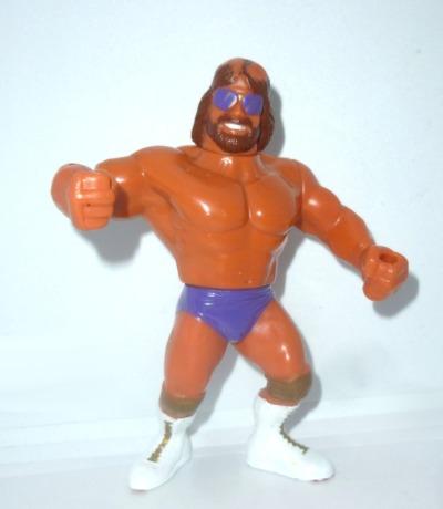 Macho Man WWF World Wrestling Federation