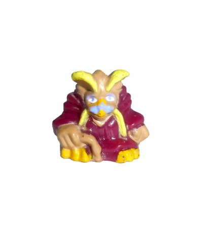 Mighty Max Virgil Figur Mighty Max