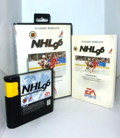 NHL 96 - Sega Mega Drive