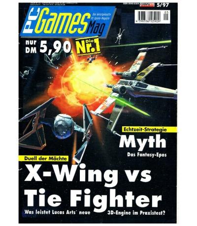 PC Games Mag - Ausgabe 5/97