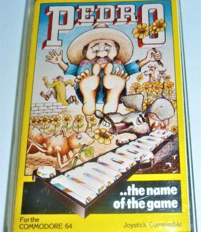 Pedro - Kassette - C64 / Commodore 64