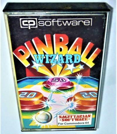 Pinball Wizard - Kassette - C64 / Commodore 64