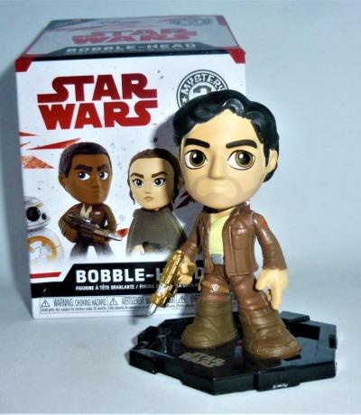 Star Wars - FUNKO MYSTERY MINIS - POE DAMERON - Bobble-Head