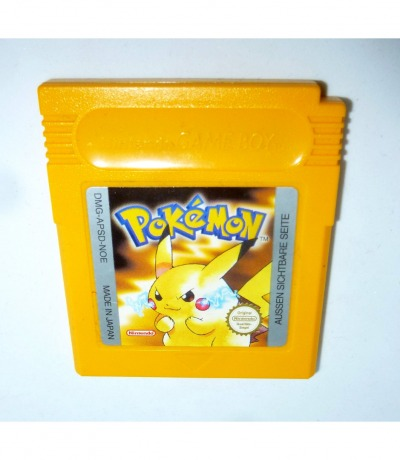 Pokemon gelb - Nintendo Game Boy