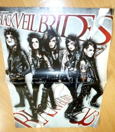 Poster - Black Veil Brides