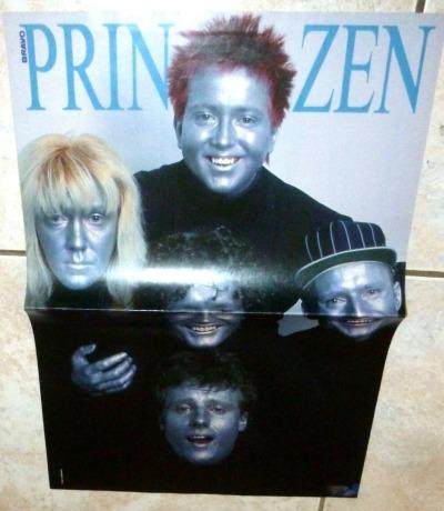Poster - Die Prinzen