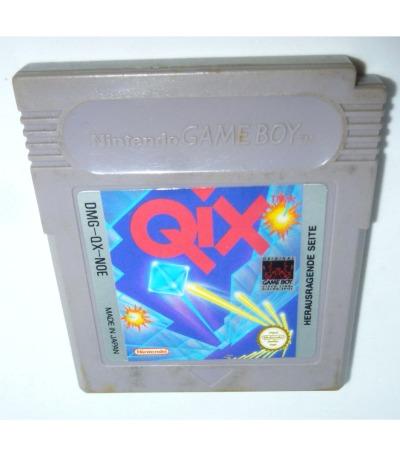 Qix - Nintendo Game Boy
