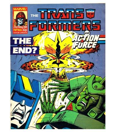 The Transformers Comic Nr/No 88 Comic