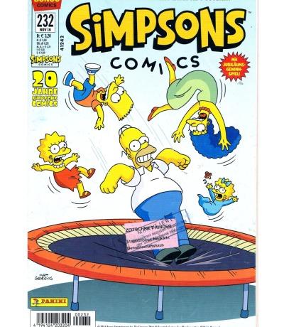 Simpsons Comics - Issue 232 -